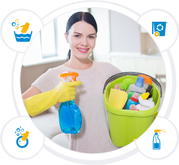 Best House Cleaning Maids Apex NC