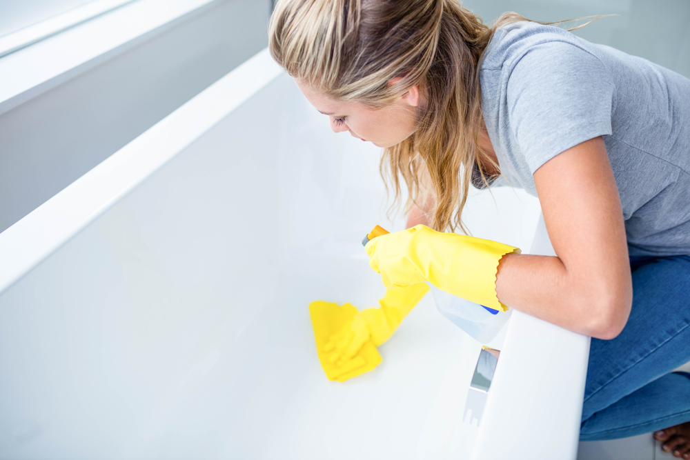 Hire One Time Bathroom Cleaning Services Apex NC