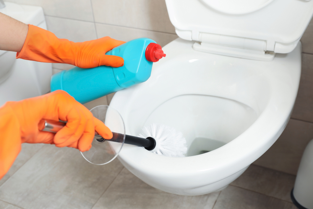 Best Regular Weekly & Monthly Bathroom Cleaning Services Apex NC