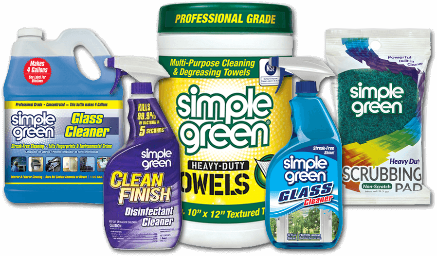 House Green Cleaning Products Apex NC