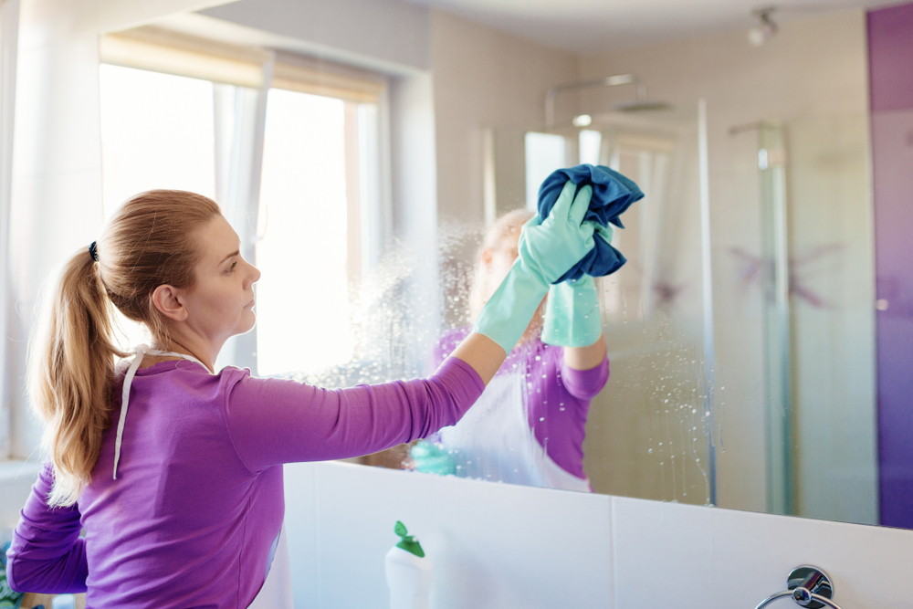 One Time Bathroom Cleaning Services Apex NC