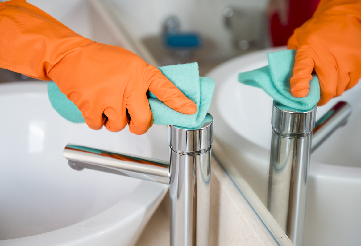 Residential Bathroom Cleaners