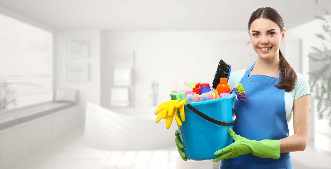 Residential Bathroom Cleaning Services